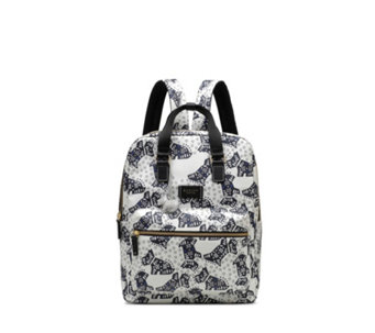 Radley London Folk Dog Large Zip Top Backpack - 170712