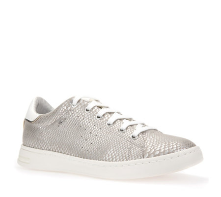 fe7785c474 Geox Jaysen Lace Up Trainers - QVC UK