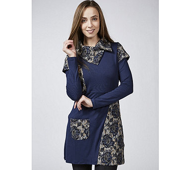 Joe Browns Contrast Perfection Tunic - 171613