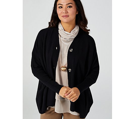 MarlaWynne Button Front Cardigan