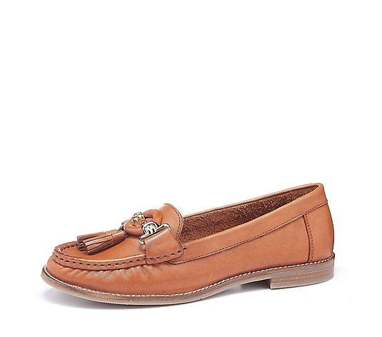 Moda in Pelle Falconcie Tassel Loafer