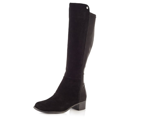 Marc Fisher Irisy Leather Knee High Boot