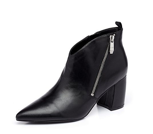 Marc Fisher Retta Block Heel Ankle Boot