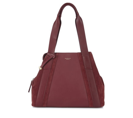 Radley Baylis Road Medium Zip Top Shoulder Bag