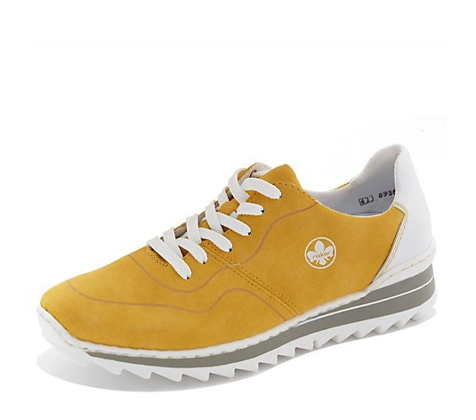 Outlet Rieker Lace Up Trainer