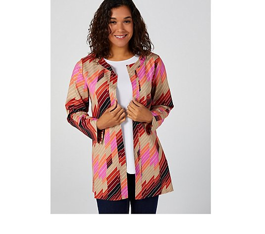 Attitudes By Renee Renees Reversible Car Coat