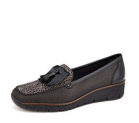 Rieker Slip On Loafer