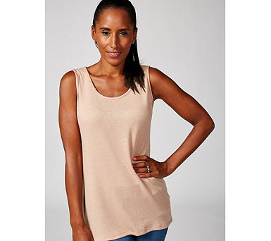 Mr Max Cozy Luxe Knit Tank - 174516