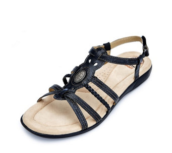 Earth Spirit Killene Trim Detail Sandal - 163817