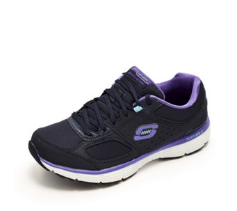 Skechers Agility Ramp Up Lace Up Trainer - 168617