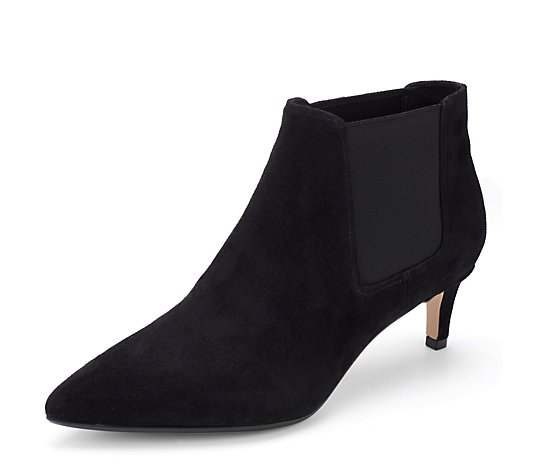 Clarks Laina 55 Point Ankle Boot