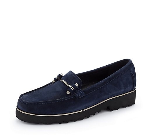 Moda in Pelle Aretina Loafer