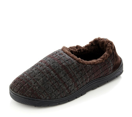 Muk Luks Men's Knit John Slipper