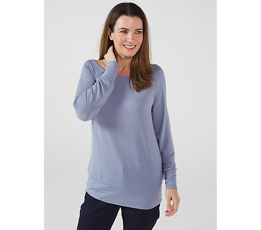 Ruth Langsford Relaxed Fit Round Neck Sweatshirt