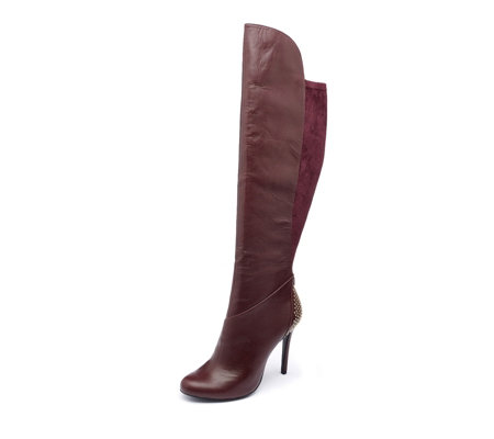 Moda In Pelle Valia Dressy Knee High Boot