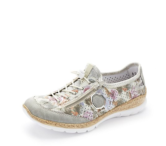 Outlet Rieker Flower Print Trainer