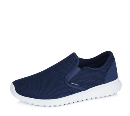 Skechers Zimsey Mesh Men's Slip On Shoe with Air Cooled Memory Foam