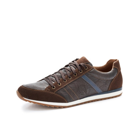 Rieker Men's Lace Up Trainer