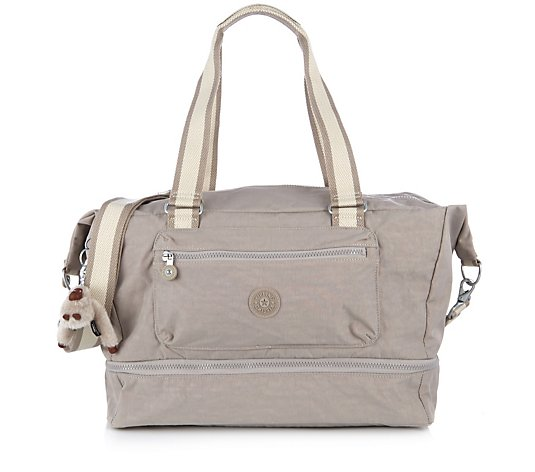 Kipling Lycem Extra Large Weekender Bag with Shoe Compartment