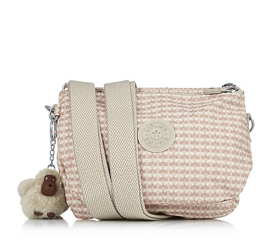 Kipling Aniko Small Double Compartment Convertable Crossbody Bag
