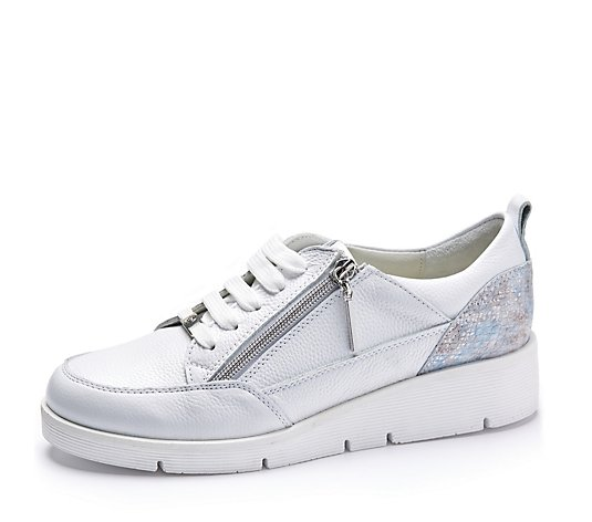 Moda in Pelle Benara Trainers