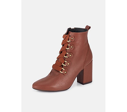SKA Azura Lace Up Ankle Boot