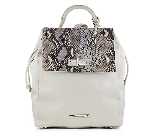 Amanda Wakeley The Mini Elba Backpack