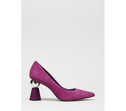 Moda in Pelle Chrelista Court Shoe