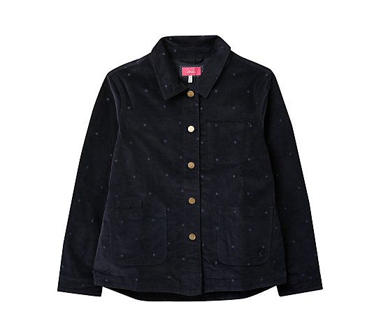 Joules Alice Cord Jacket