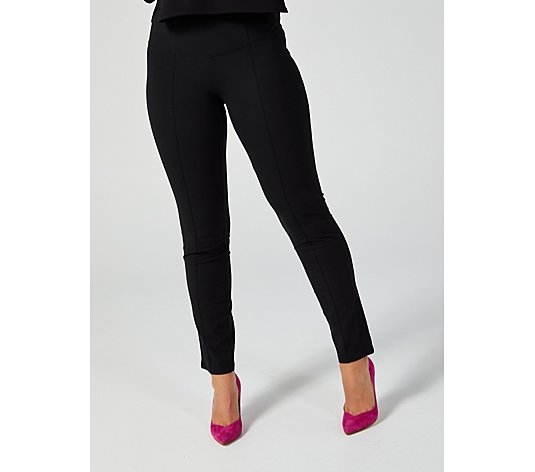 Women with Control Tummy Control Straight Leg Trousers