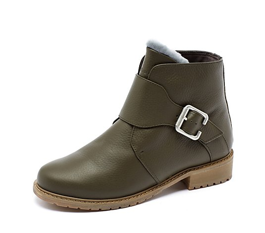 Outlet Emu Explorer Bourke Ankle Boot