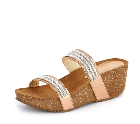 Moda in Pelle Pearla Wedge Sandal