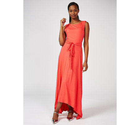 Phase Eight Hi Low Hem Maxi Dress