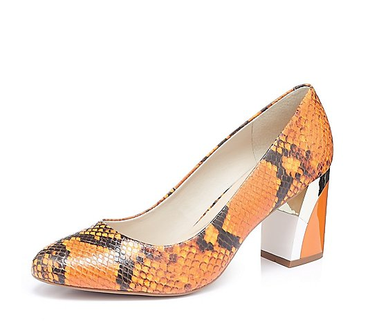 Moda in Pelle Cronli Court Shoe