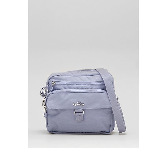 Kipling Donover Premium Medium Zip Top Crossbody Bag