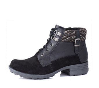 Earth Spirit Mobile Lace Up Boot - 167929