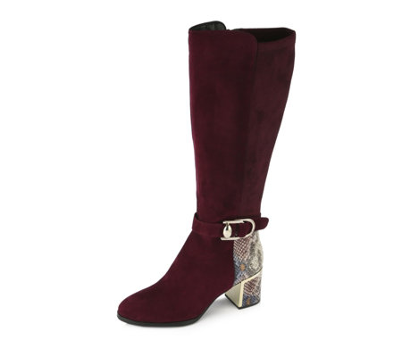 Moda In Pelle Tanci Knee High Boot