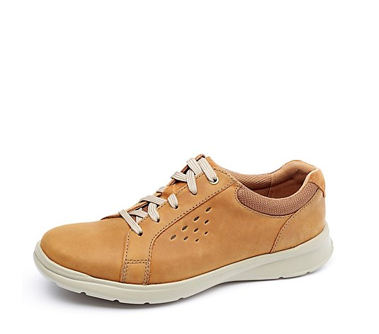 Clarks Men's Cotrell Stride Lace Up Shoe