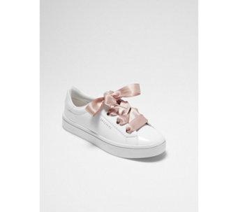 a4cde60e38bd Skechers Hi Lite Patent Fat Lace Sneaker - 170030