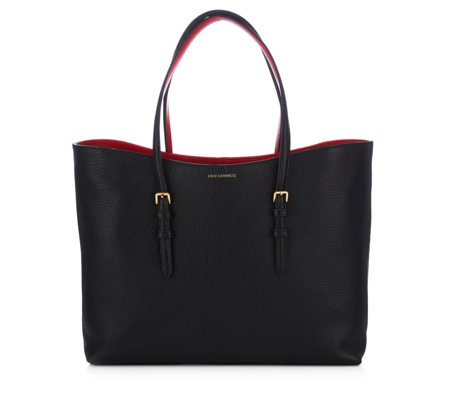 Lulu Guinness Jude Large Triple Compartment Tote Bag