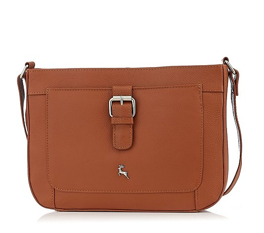 Ashwood Leather Audrey Crossbody Bag