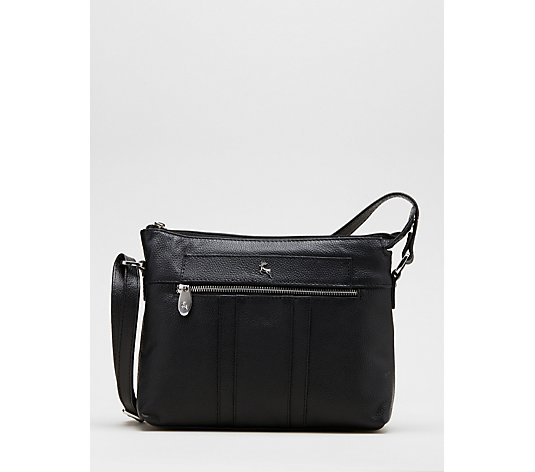 Ashwood Addie Panel Detail Crossbody