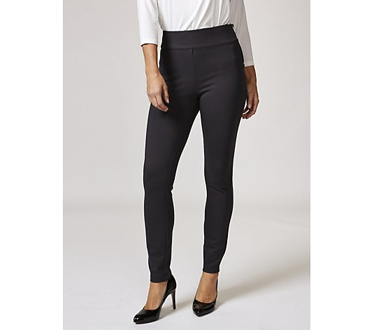 Ruth Langsford Slim Leg Ponte Trousers Tall
