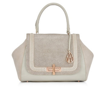 31656ae659 Amanda Wakeley The Cagney Braided Large Leather Tote Bag - 172031