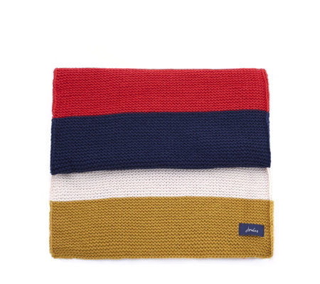 Joules Annis Knitted Scarf