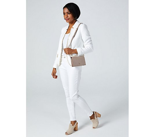 Helene Berman Notch Collar Jacket