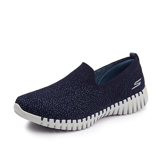 Skechers GOwalk Smart Glory Two Tone Slip On Trainer