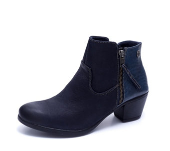 Earth Spirit Montgomery Ankle Boot with Side Zip - 167932