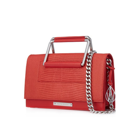 Amanda Wakeley The Ford Clutch Bag With Chain Strap