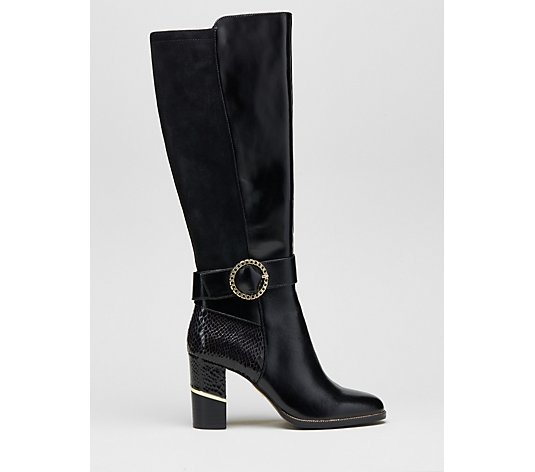 Moda in Pelle Kellisha Knee Length Boot
